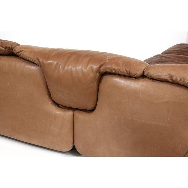 1970s Alberto Rosselli for Saporiti Sectional Sofa For Sale - Image 5 of 6