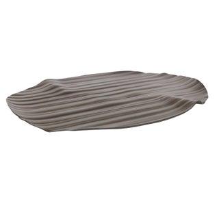 Rina Menardi Handmade Ceramic Leaf Trays For Sale
