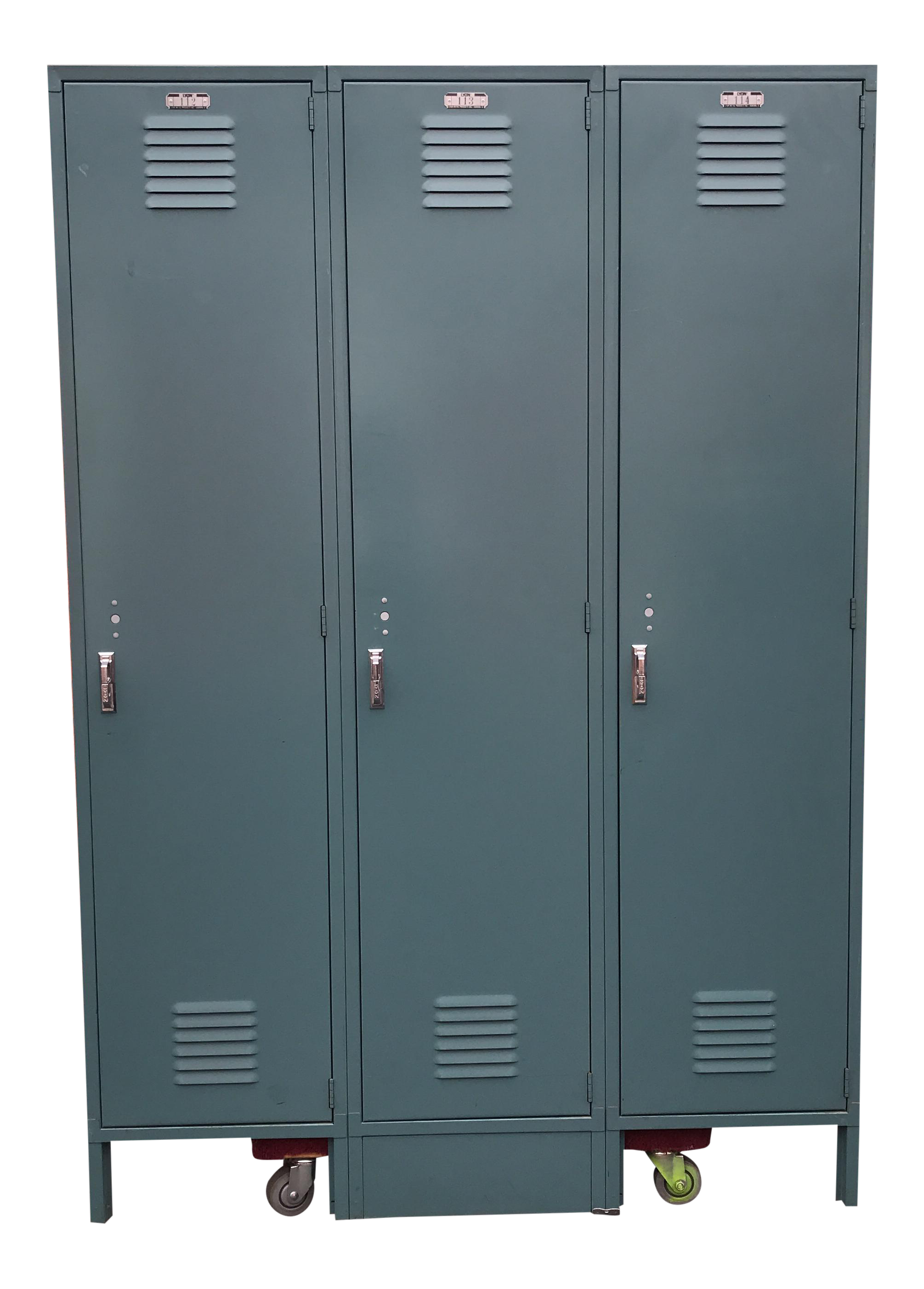Vintage Lyon Lockers