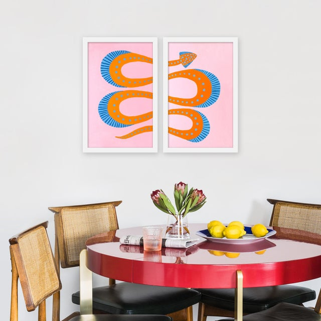 Willa Heart is the brainchild of dyslexic maximalist Alyssa Jill Harris. When not painting, Alyssa can be found eating...