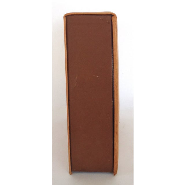 Vintage Leather New York Souvenir Box - Image 4 of 8