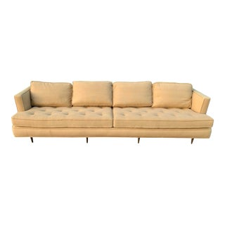 9ft Original Sofa by Edward Wormley for Dunbar For Sale