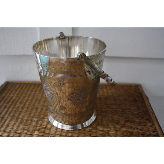Moorish Style Silver Ice Bucket - Image 8 of 11