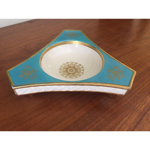 Vintage Mottahedeh Catchall Dish - Image 3 of 10
