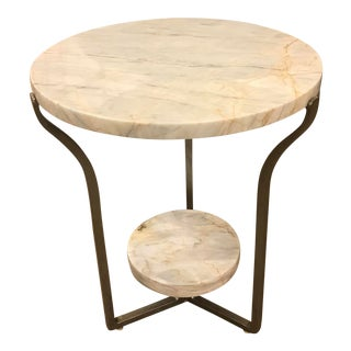 Cameo Spot Side Table For Sale