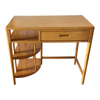 Mid Century Modern Hill Rom Writing Desk For Sale