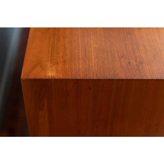 Wood Edward Wormley Chest of Drawers for Dunbar For Sale - Image 7 of 11