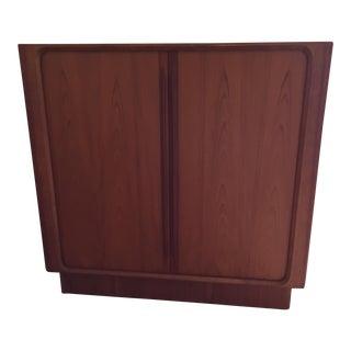 Bernhard Pedersen Midcentury Modern Teak Dresser For Sale