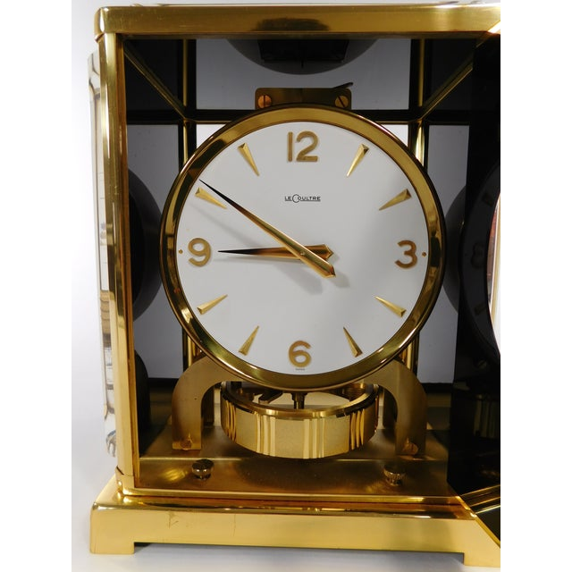 1950's Jaeger LeCoultre Asian Marina Atmos Clock - Image 3 of 11