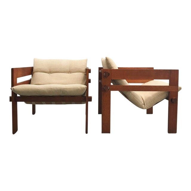 Tage Poulsen Lounge Chairs For Sale