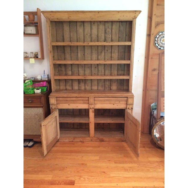 Pine Hutch Cupboard - Image 10 of 10