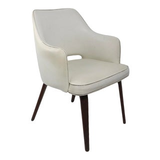 Mid Century Lounge Armchair by Brody After Thonet For Sale