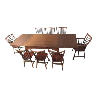 1930s Vintage Stickley Dining Room Table For Sale
