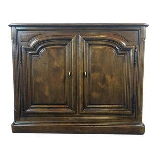 Vintage Henredon Carved Wood Sideboard