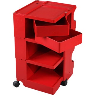 1970s Joe Colombo Boby Storage Trolley