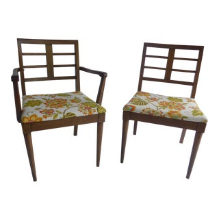 Mid-Century Chairs - A Pair