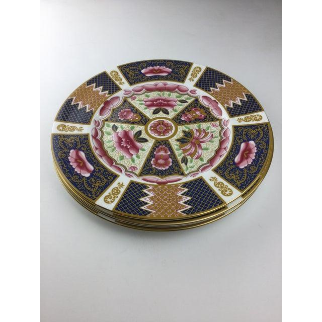 Coalport Porcelain 1950s Vintage Coalport Bone China Java Dining Set - 4 Pieces For Sale - Image 4 of 4