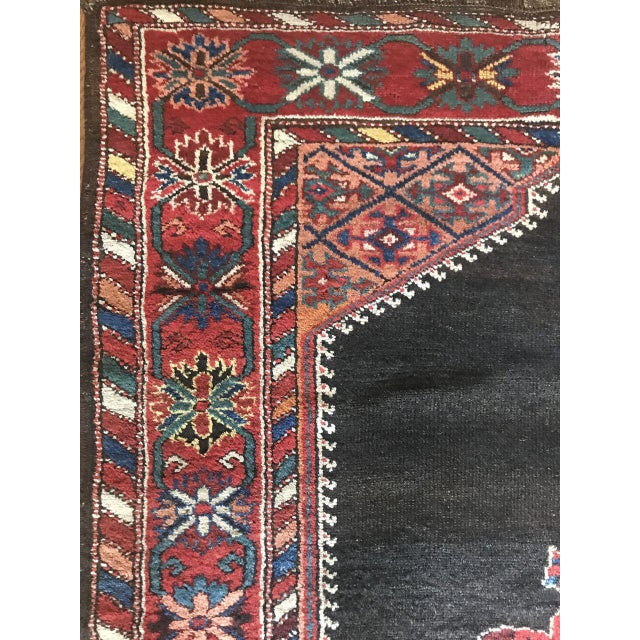Bellwether Rugs Kordish Persian Rug - 4′ × 6′7″ For Sale - Image 4 of 7