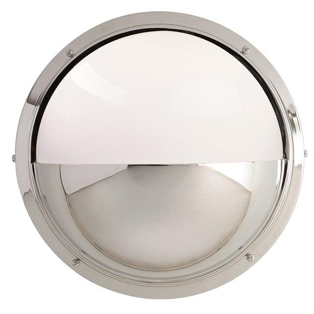 Metal Visual Comfort Pelham Sconce Light For Sale - Image 7 of 7
