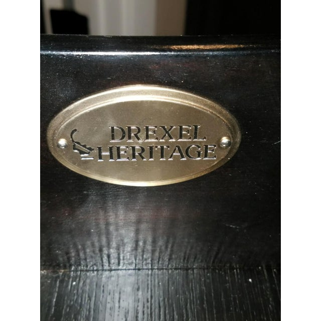 Drexel Heritage 9 Drawer Apothecary Cabinet For Sale - Image 5 of 11