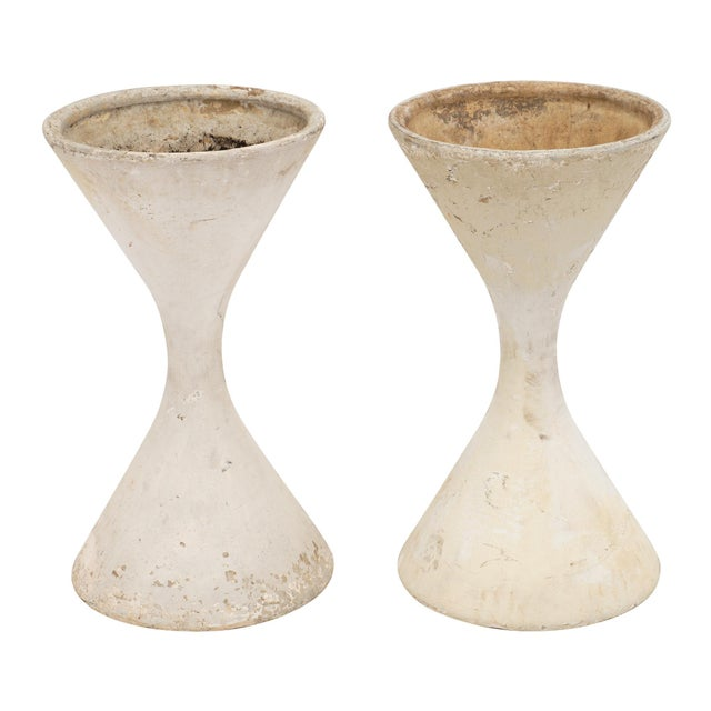 Willy Guhl Mid-Century Jardinières - a Pair For Sale - Image 10 of 10