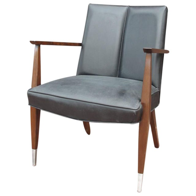 Rare and Perfect Design Desk Chair - Image 1 of 4