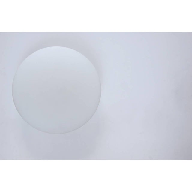Large Arteluce Attributed Flush Mount For Sale - Image 9 of 10