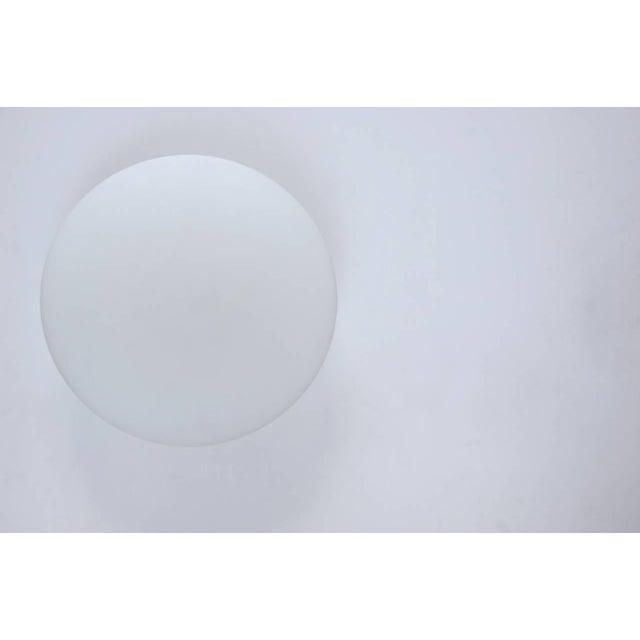 Large Arteluce Attributed Flush Mount - Image 9 of 10
