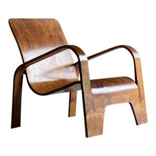 1940s Han Pieck Lawo Armchair For Sale