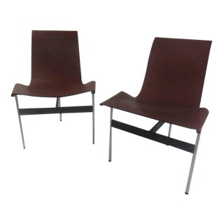 Erwine and Estelle Laverne T Dining Chairs Set of Six