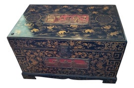 Image of Chinese Trunks and Chests