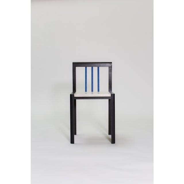 The Piano chair is the perfect side chair to any room: a slim design with a minimal footprint without lacking in boldness...