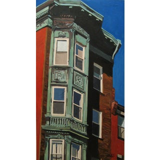 Josh Moulton Giclee Print - Copper Windows For Sale