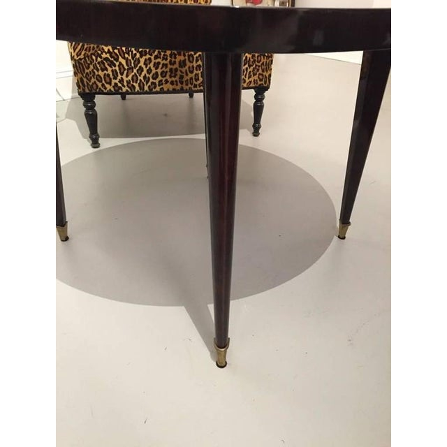 Art Deco French Art Deco Round Occasional Table For Sale - Image 3 of 6