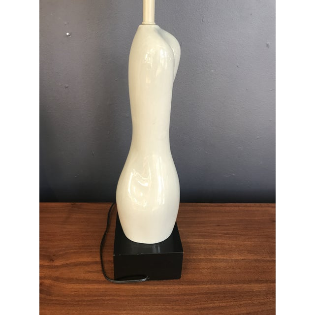 Russell Wright Nude Form Lamps - A Pair For Sale - Image 5 of 8