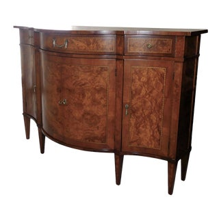 Decorative Crafts 19th Century English Style Bovolone Credenza For Sale