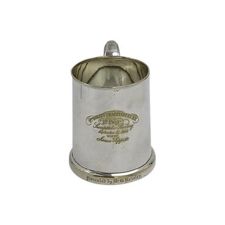 1865 English Shooting Trophy Tankard