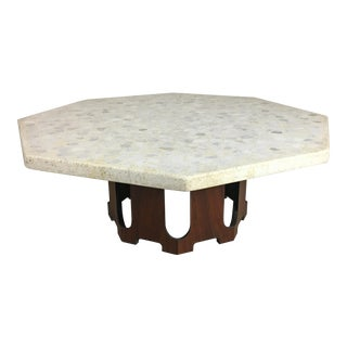 Mid Century Harvey Probber Terrazo Coffee Table For Sale