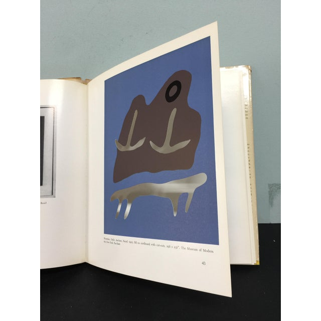 1957 Jean Arp Book MoMA Book For Sale In Detroit - Image 6 of 9