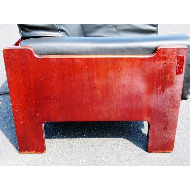 Pair of Mid Century Modern Club Chairs For Sale - Image 9 of 12