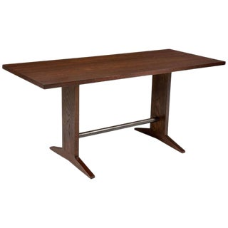 Customizable Lindy Trestle Table For Sale