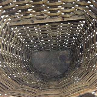 French or German Grape Harvest Basket Preview