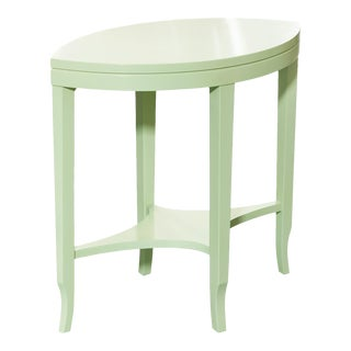Kindel Knowledge Citrus Spear Table For Sale