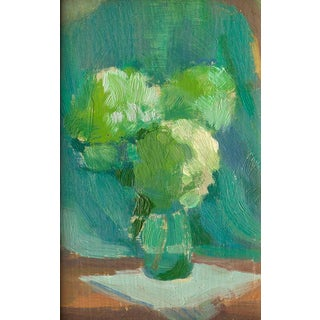 """Hydrangeas"" Print by Amy Griffith Colley For Sale"