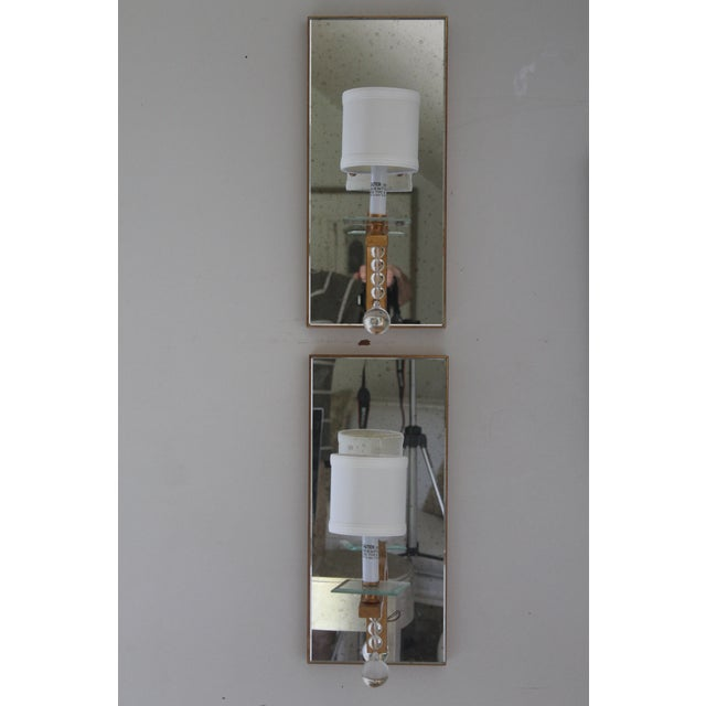 Worlds Away Bette G Sconces - A Pair For Sale - Image 13 of 13
