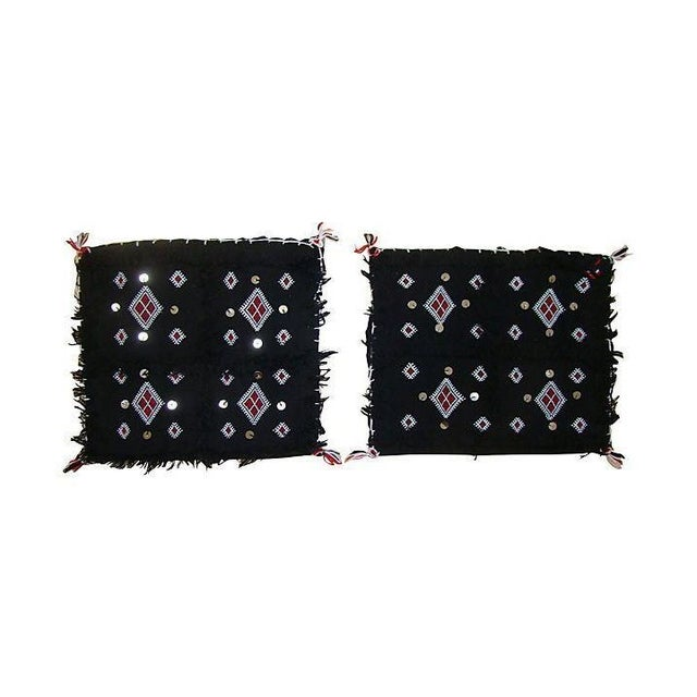 Moroccan Berber Shams - A Pair - Image 1 of 2