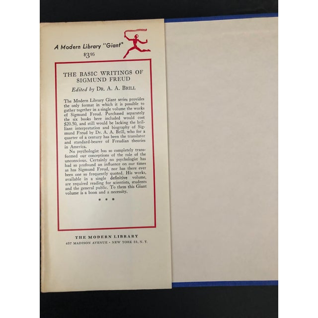 Contemporary Basic Writings of Sigmund Freud For Sale - Image 3 of 13