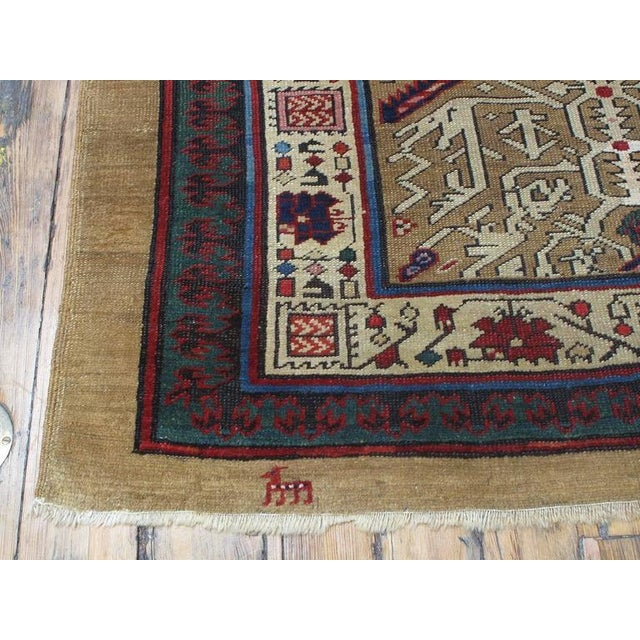 Antique Serab Long Rug For Sale In New York - Image 6 of 8