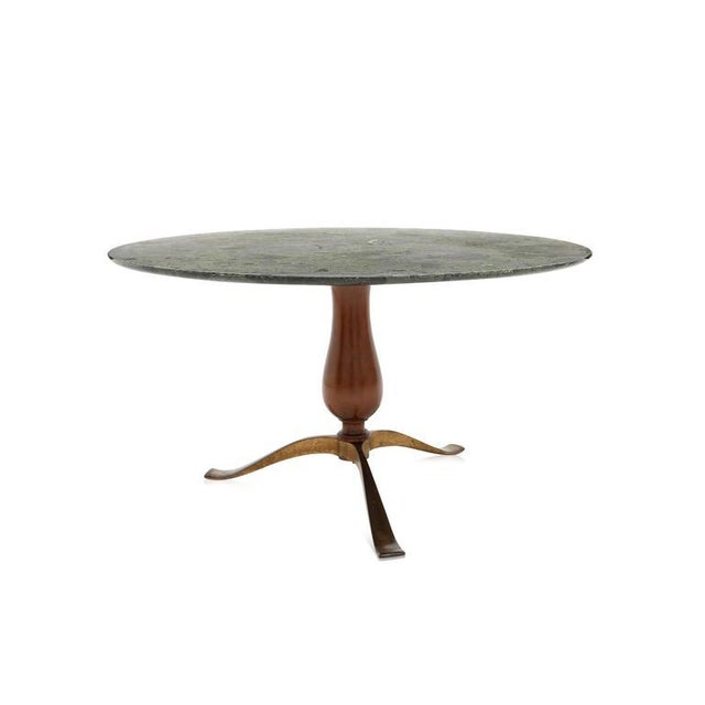 Osvaldo Borsani Marble Coffee Table For Sale - Image 5 of 9