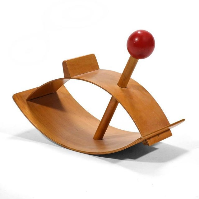 Modernist Hobby Horse by Creative Playthings For Sale - Image 10 of 11